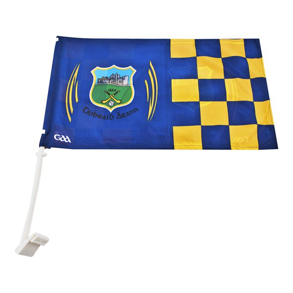 Introsport Tipperary Car Flag
