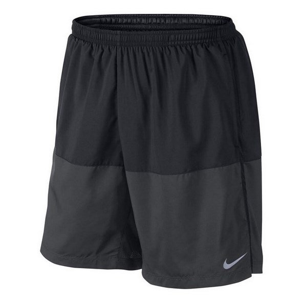 Nike 7 Distance Short Mens Black