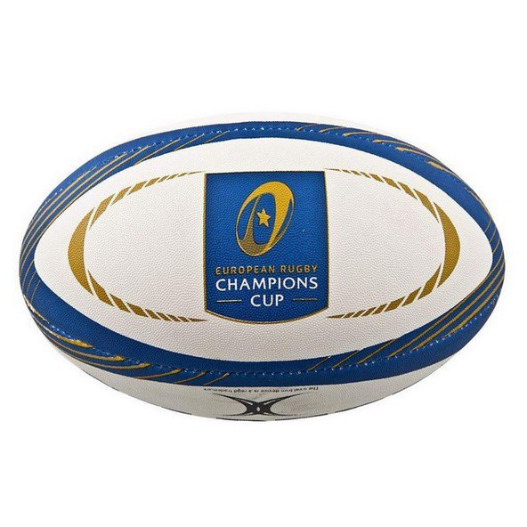 Gilbert ERC Champions Cup Replica Ball White