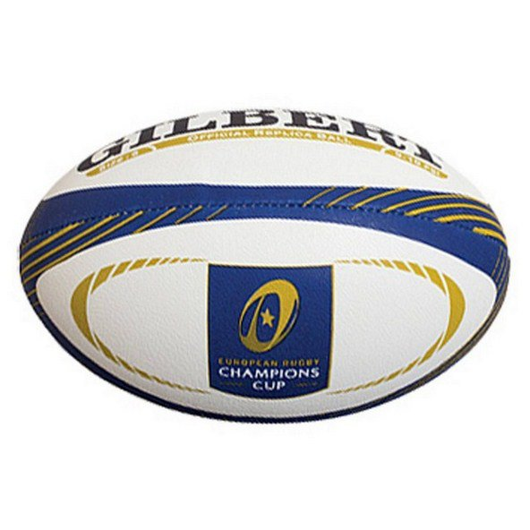 Gilbert ERC Champ Cup Mini Ball Wht/Blu