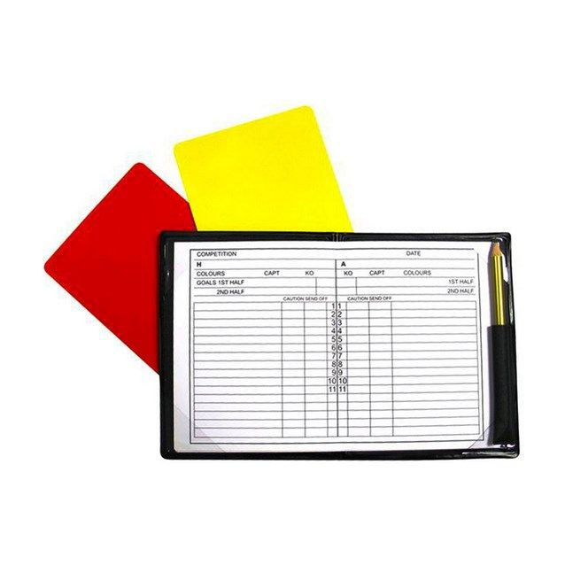 Precision Referees Notebook