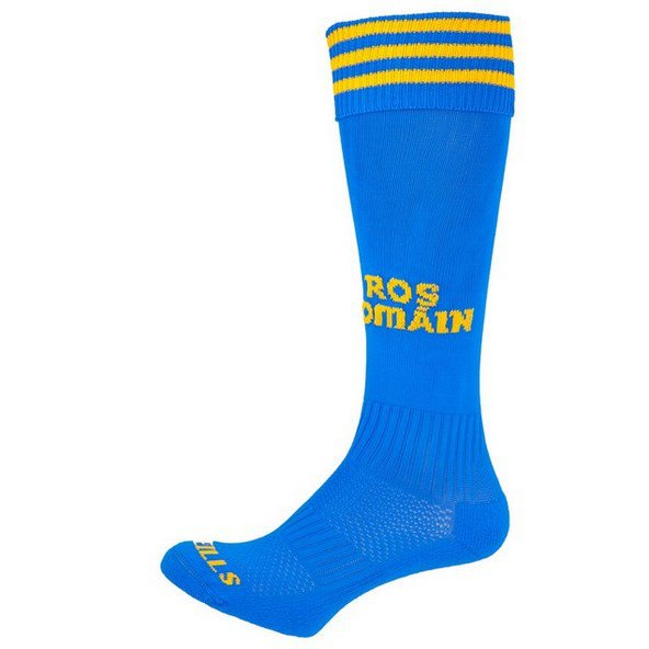O'Neills Roscommon County Socks Blue/Yel