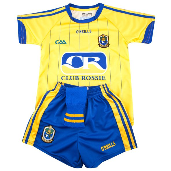 O'Neills Roscommon Kids' Kit 2015 Yellow