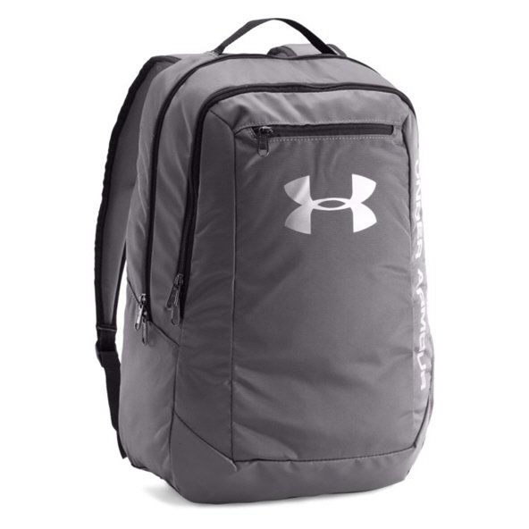 Under Armour® Hustle Lite Backpack, Graphite
