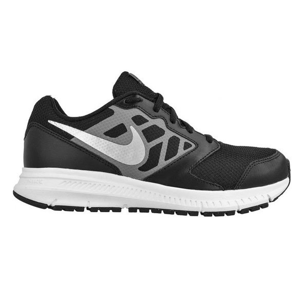 Nike Downshifter 6 Kid Boys Run Blk/Silv