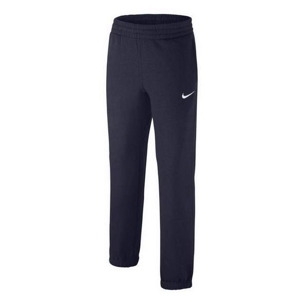 Nike Brushed Fleece Boys' Cuffed Pant, Navy