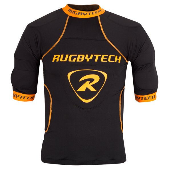 RTech Protech Shoulder Pads Black/Orange