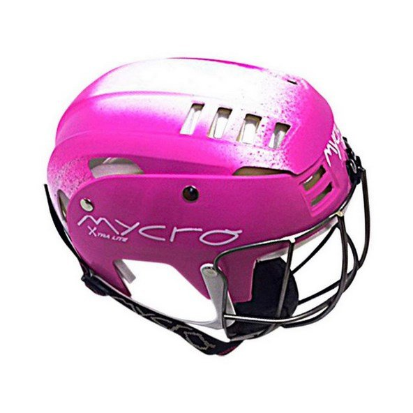 Mycro Adult Faded Helmet Pink/White