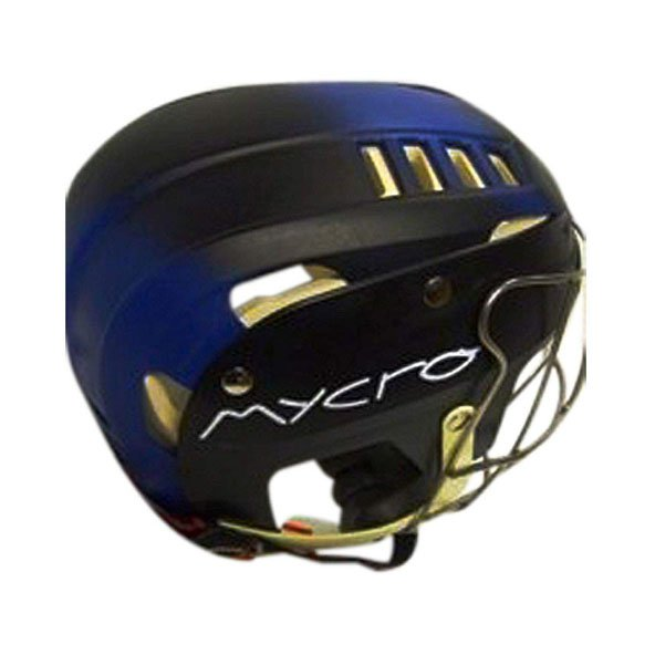 Mycro Kids Faded Helmet Black/Blue