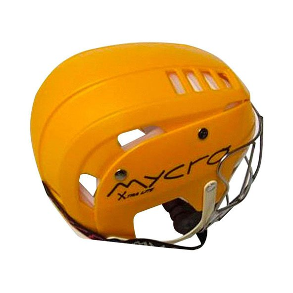 Mycro Kids Helmet Yellow
