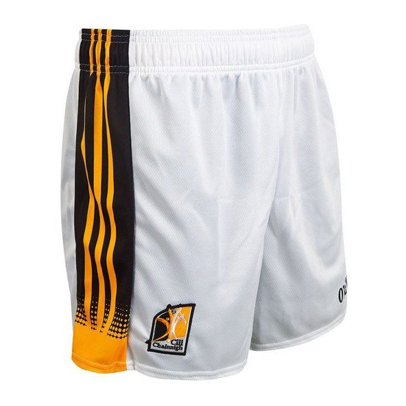 O'Neills Kilkenny Kids' County Short White