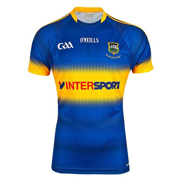 O'Neills Tipperary 2015 Kids Home Jersey  Blue/Gold