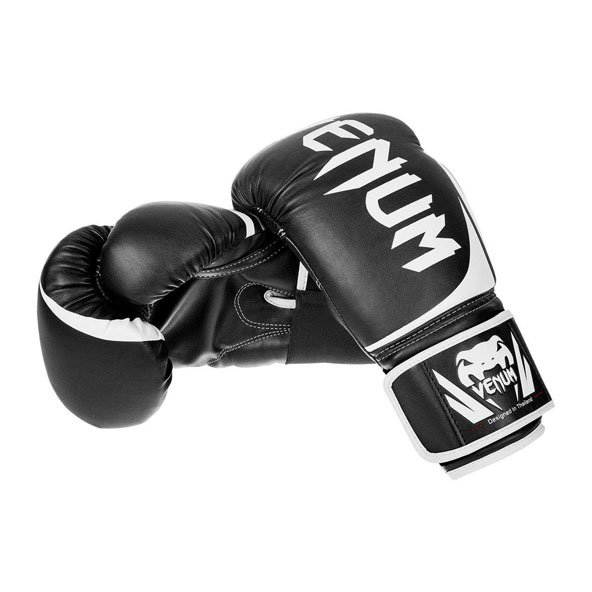 Venum Boxing Gloves 12OZ Black