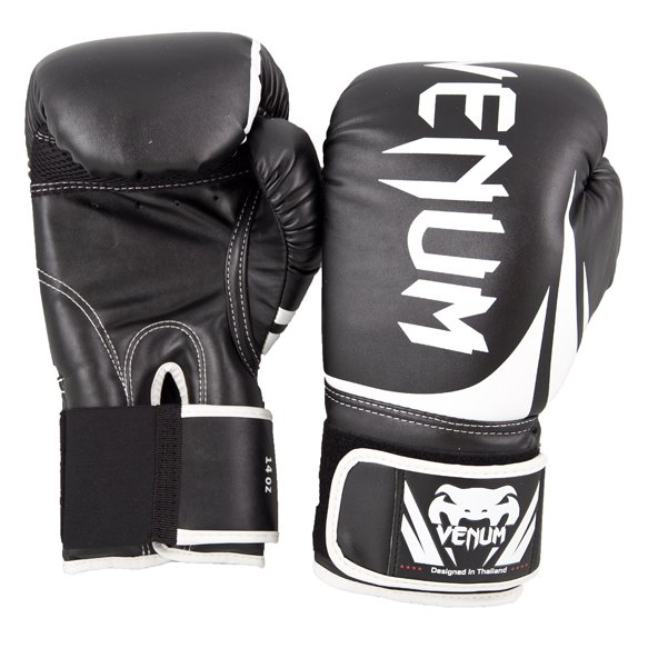 Venum Boxing Gloves 14OZ Black