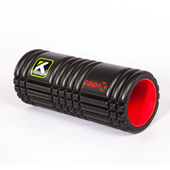 Trigger Point Grid X Foam Roller Black