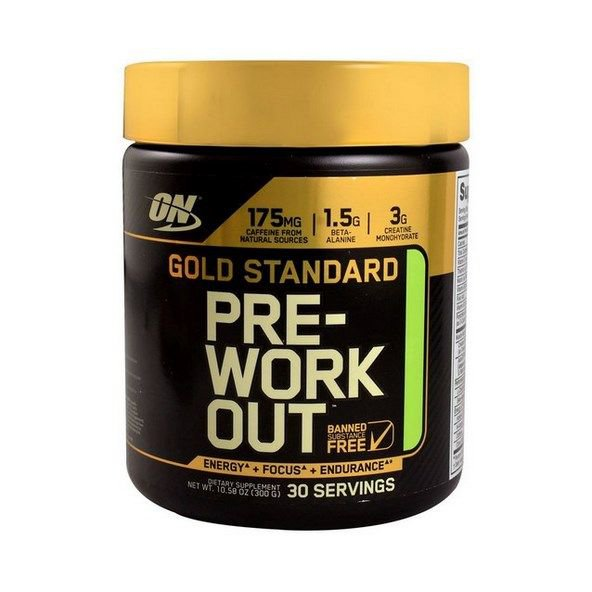 Optimum Nutrition Gold Standard Pre-Work Out Fruit Punch