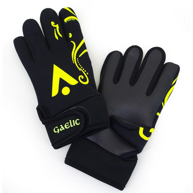 Karakal Kids Glove Blk/Yell