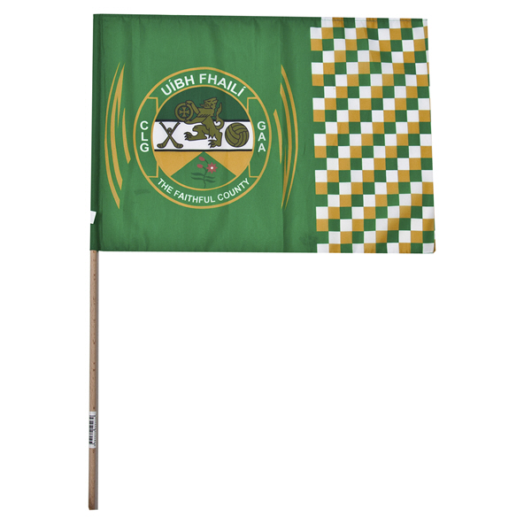 Introsport Offaly Handheld Flags