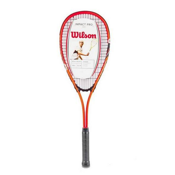 Wilson Impact Pro 300 Squash Racket Red