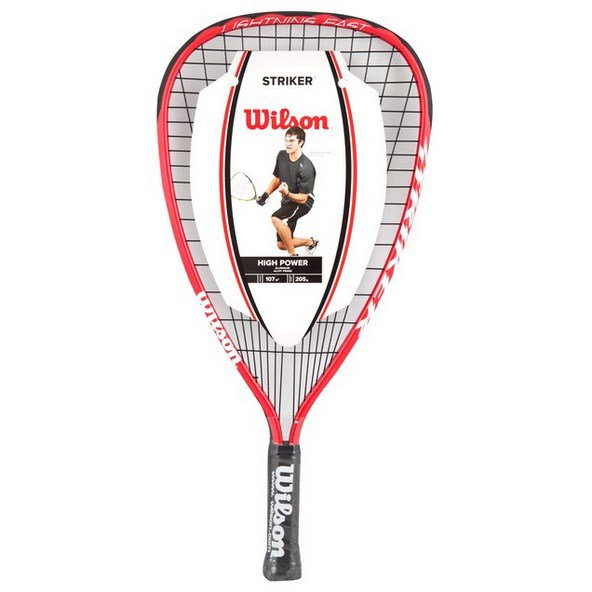 Wilson Striker Racquetball Racket Red