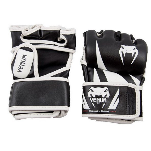 Venum Challenger MMA Gloves Black/White