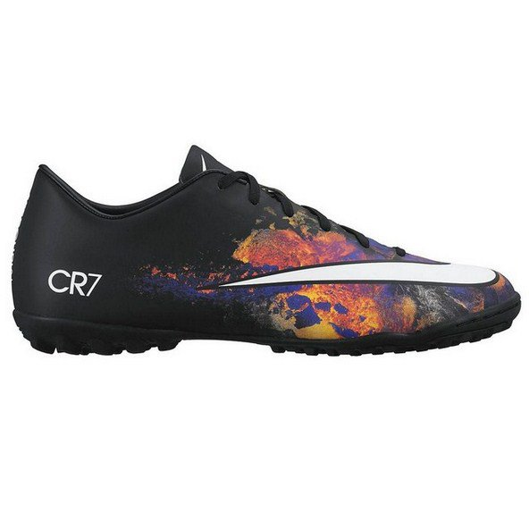 Nike CR7 Mercurial Victory V TF Blk/Wh/C