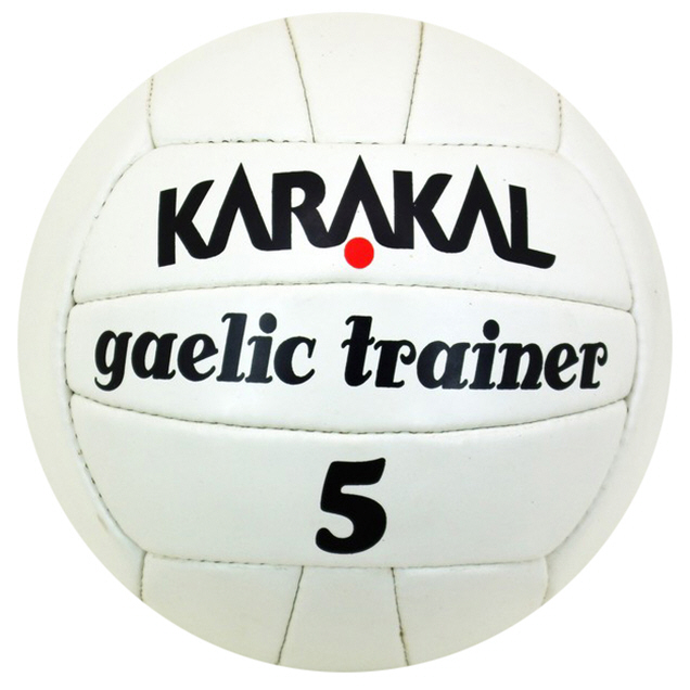 Karakal GAA Trainer Football, White