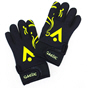 Karakal GAA Adult Glove, Black/Yellow
