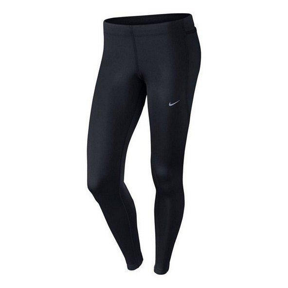 Nike Tech Wmn Tight Blk/Silv