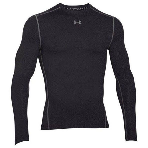Under Armour® ColdGear Men's Crew Baselayer Black