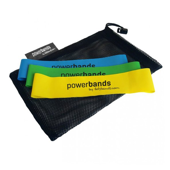 Lets Bands Mini Powerband Set