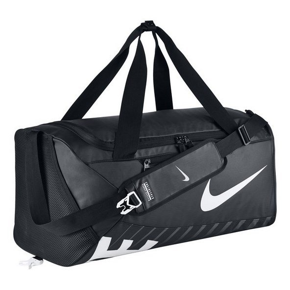 Nike Alpha Adapt Medium Duffel Bag Black