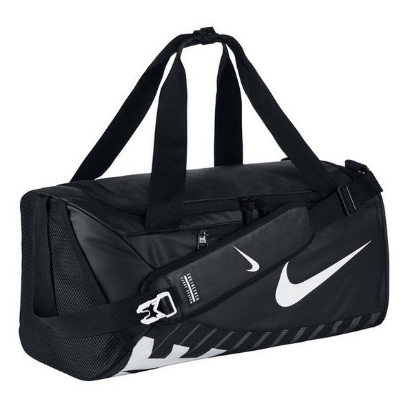 Nike Alpha Adapt Small Duffel Bag Black