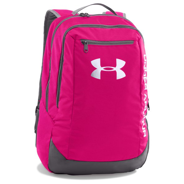 Under Armour® Hustle Lite Backpack, Pink