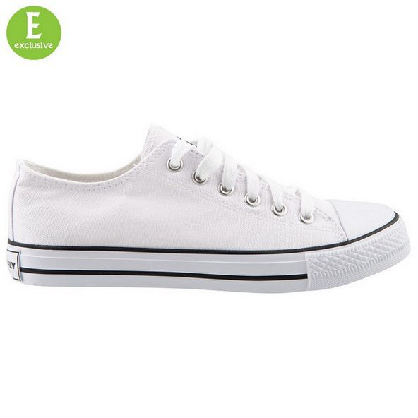 Firefly Canvas Low III Wmn Footwear Wht