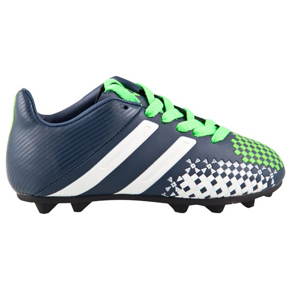 Rival Junior Kids' FG Football Boot, Navy