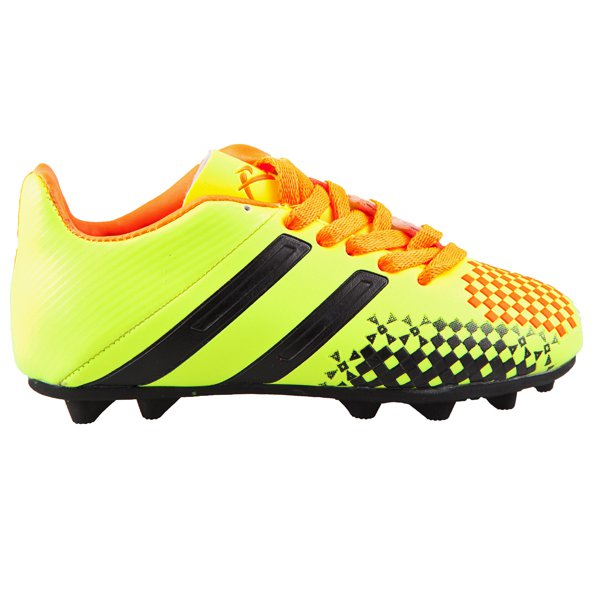 Rival Junior Kids' FG Football Boot, Yellow
