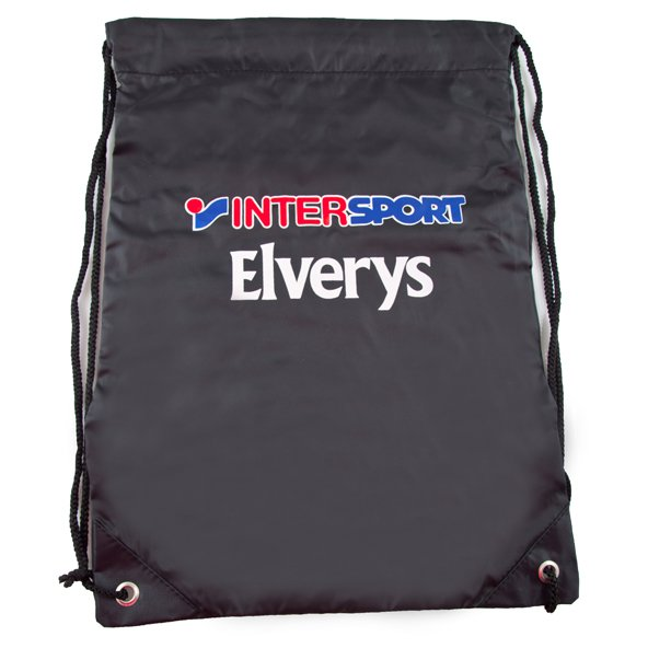 Intersport Elverys Gym Bag Black