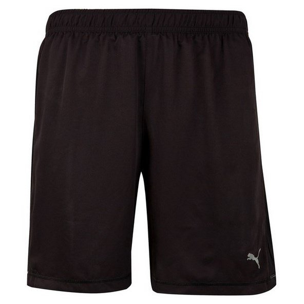 "Puma ESS 7"" Run Mens Shorts Black"