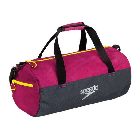 Speedo Duffel Bag Grey/Pink