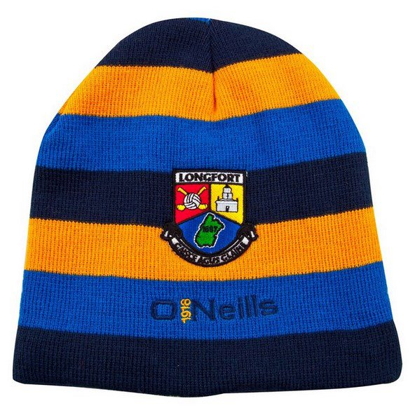 O'Neills Longford Parnell Beanie Nvy/Roy