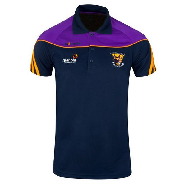 O'Neills Wexford Parnell Polo Navy/Purpl