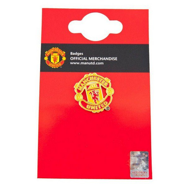 Man United Crest Badge