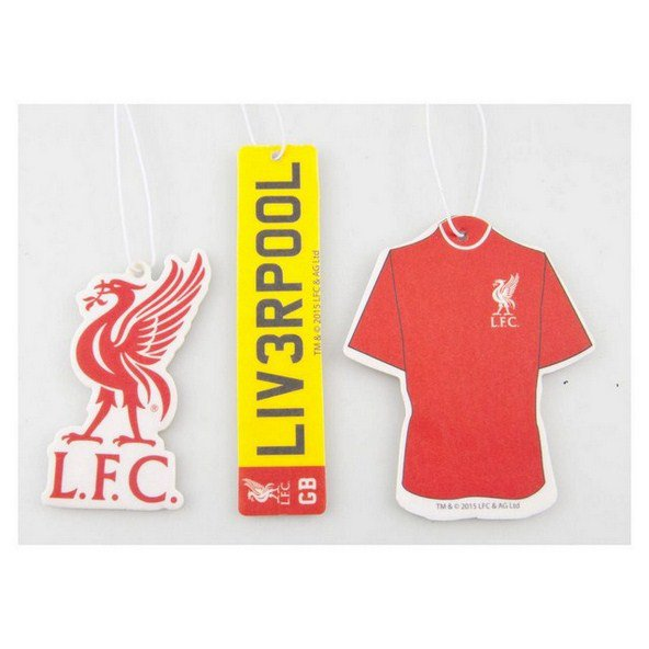 Liverpool 3 Pack Air Freshener