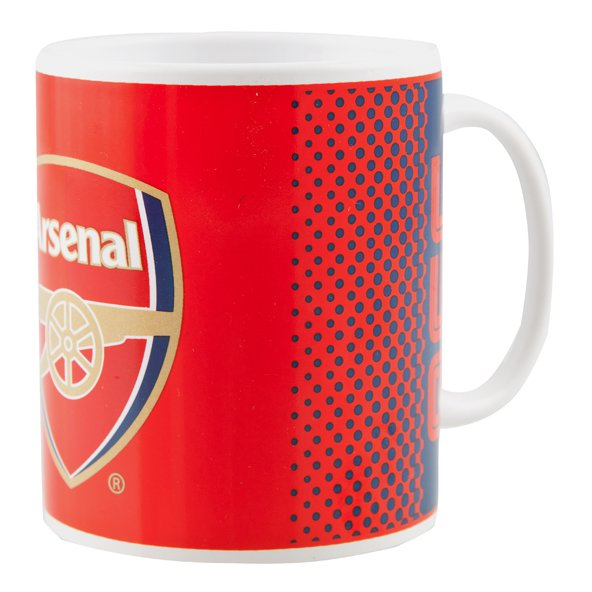 Arsenal 11oz Bullseye Mug