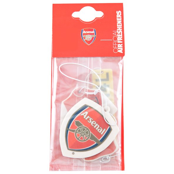 Arsenal 3 Pack Air Freshener