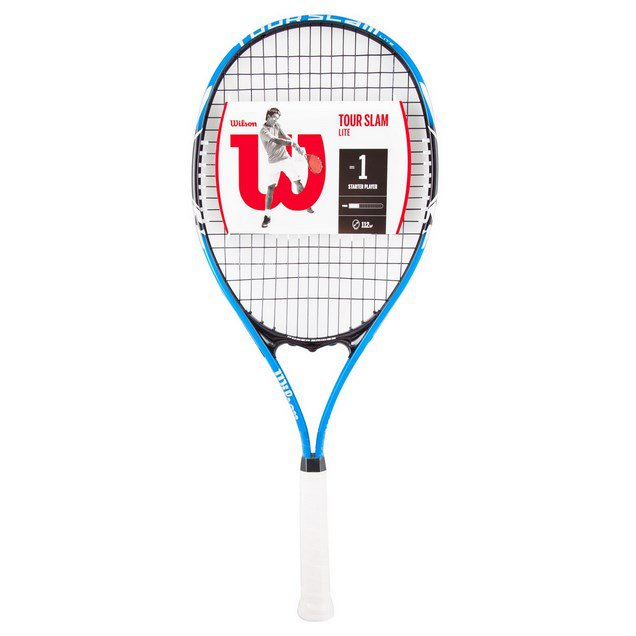 Wilson Tour Slam Tennis Rkt Blue/Blk