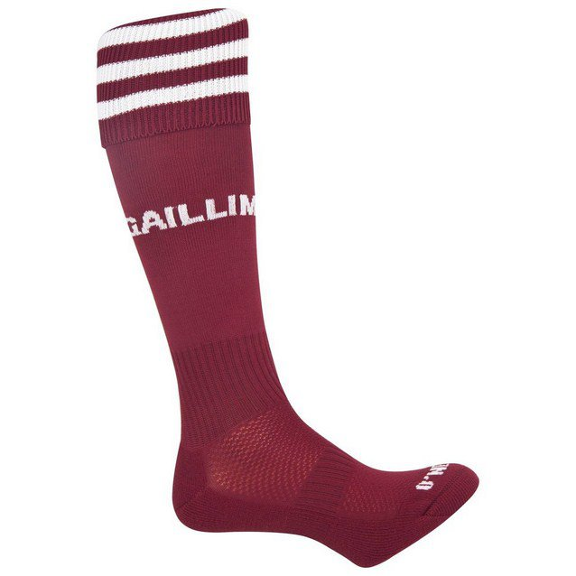 O'Neills Galway Home 16 Sock Maroon/Wht