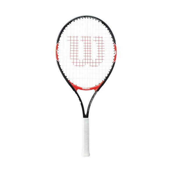 Wilson Federer 25'' Junior Tennis Racket Red