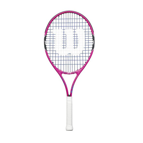 Wilson Burn 25'' Junior Tennis Racket Pink